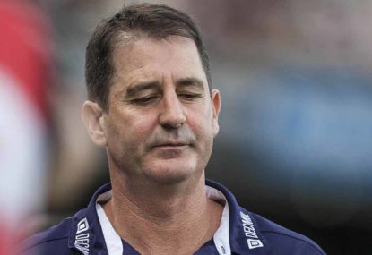 Ross Lyon deserves a chance to complete the Fremantle rebuild