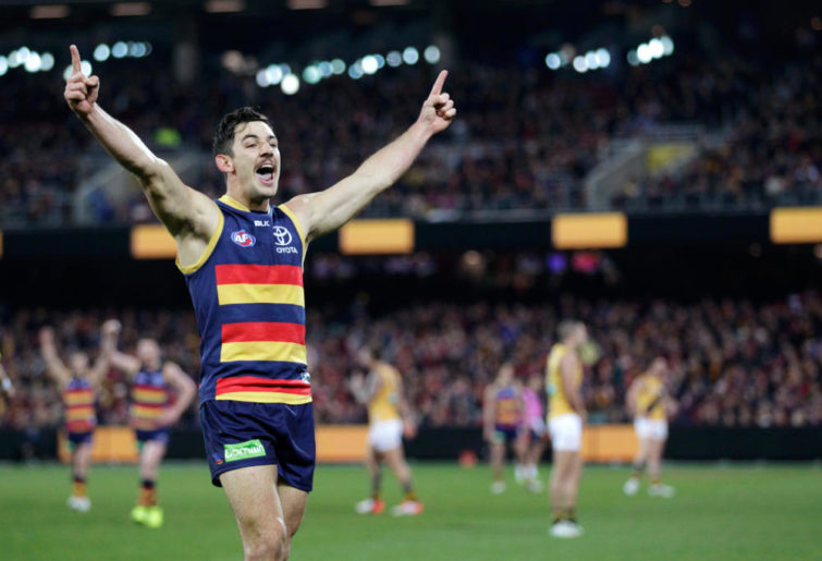 Taylor Walker Adelaide Crows AFL 2015