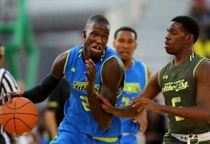 Australian basketball phenom, Thon Maker, reportedly cleared for NBA Draft