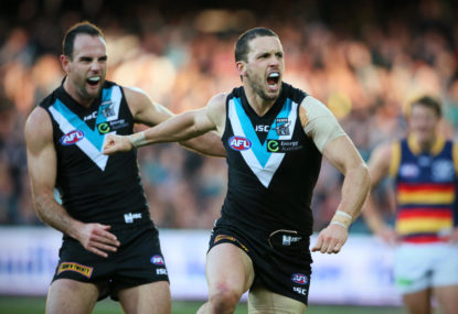 Port Adelaide Power vs Carlton Blues: AFL live scores, blog