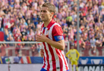 Atletico Madrid and the Dogs of War