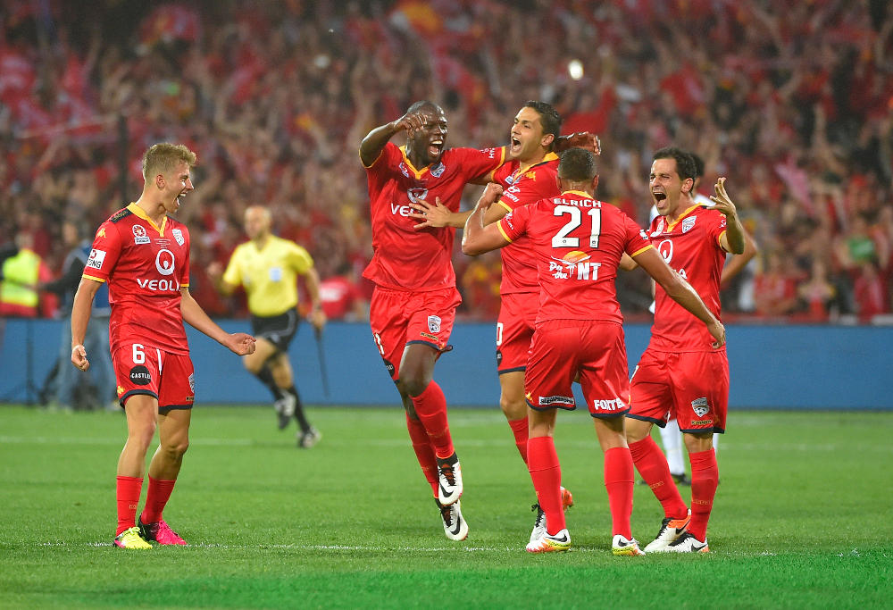 Adelaide United 2016 A-League Grand Final Football