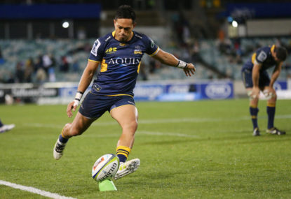 Lealiifano commits to Brumbies for 2019