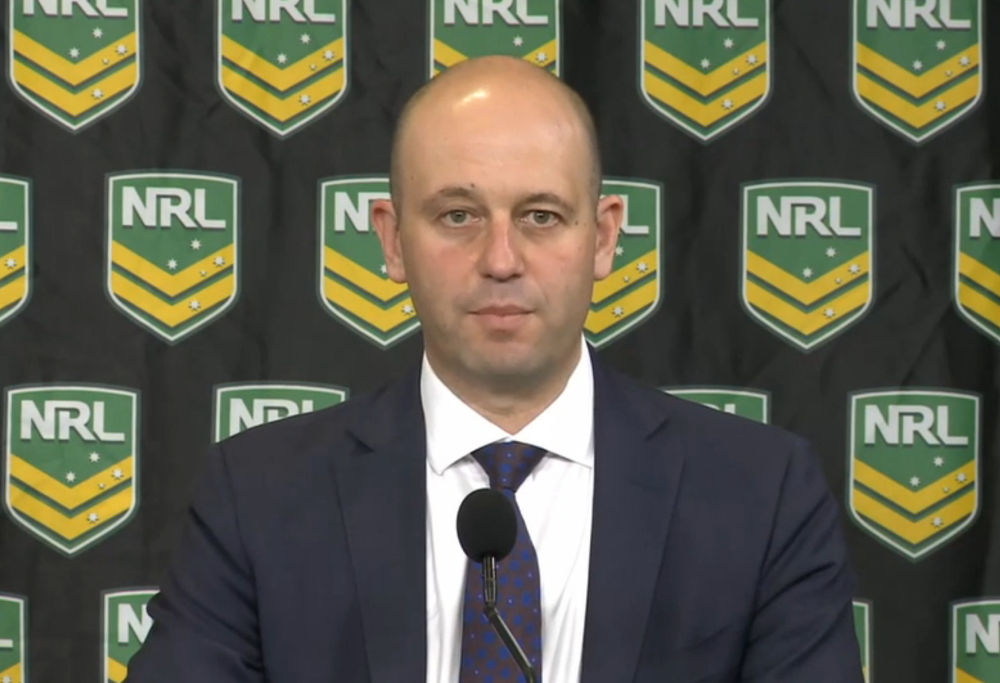 Todd Greenberg has to fix the NRL.