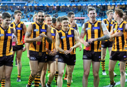 Does Hawthorn deserve to be on top?