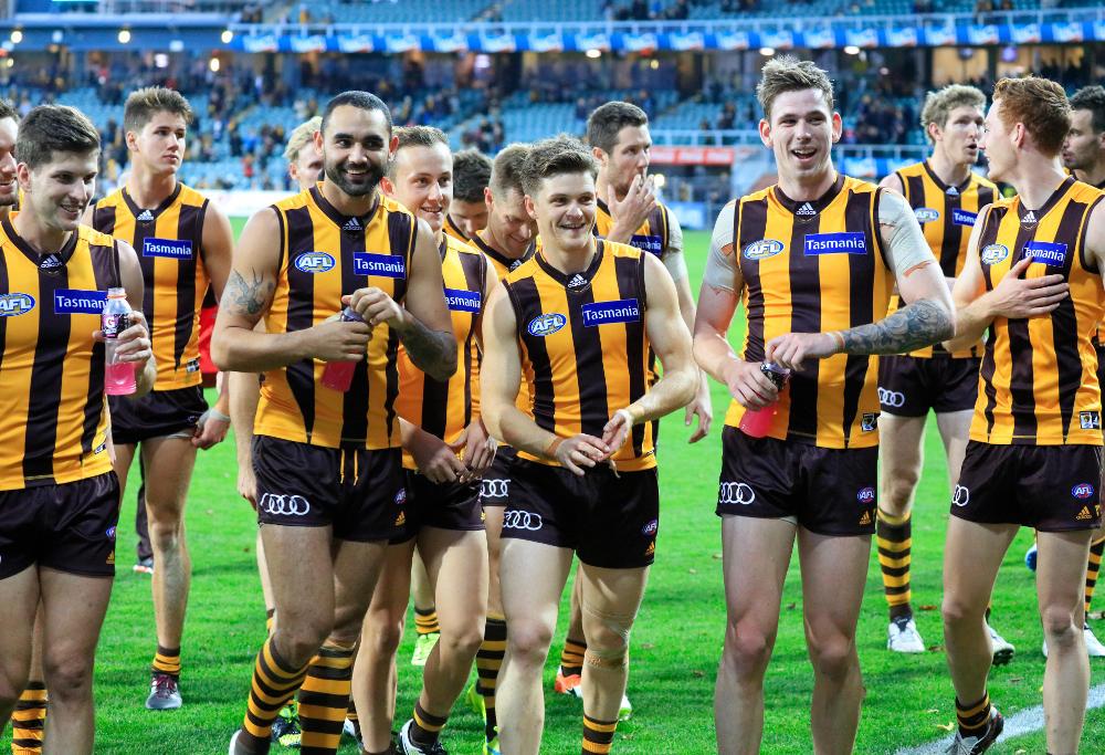 Hawthorn Hawks AFL 2016