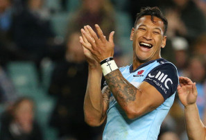 Folau's love of rugby could save the Waratahs in 2018