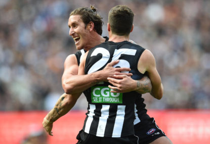 Magpies too good for Tiger comeback