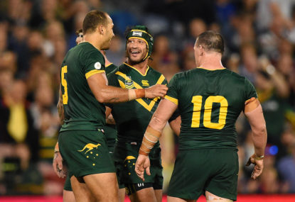 Rugby Championship a blueprint for international league