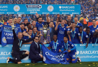 Leicester City: The fantastic Foxes, the impossible dream