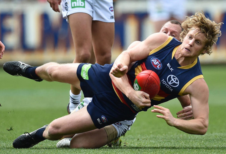 Rory Sloane Adelaide Crows 2016 AFL