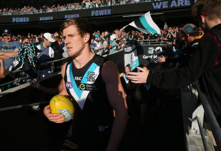 Port Adelaide scrap AFL co-captaincy model