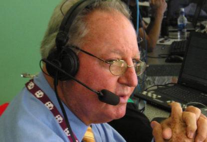Tony Cozier dies, aged 75