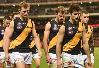 Can't buy a win, but Richmond remain great value for entertainment