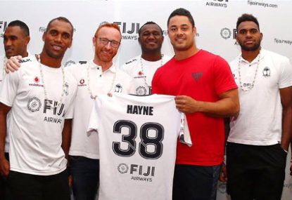 It's stunning how many people are doubting the Hayne Plane again