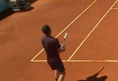 Tomic still laughing all the way to the bank