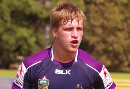Top ten NRL players from Rockhampton