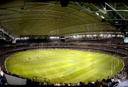 The AFL and the Etihad Stadium equation