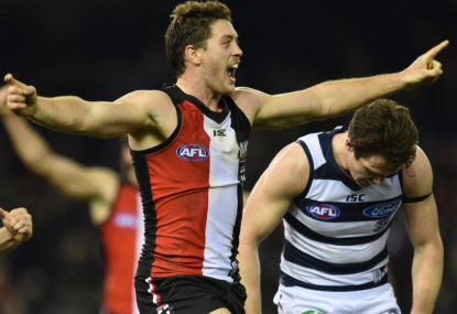 St Kilda Saints vs Sydney Swans: JLT Community Series live scores, blog