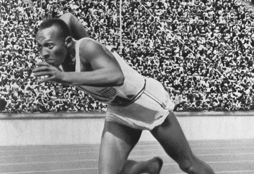 Jesse Owens Berlin 1936 Olympic Games