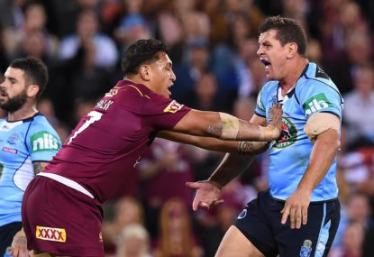Making Origin fit around club footy
