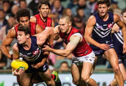 Most improved players add to AFL's talent pool depth