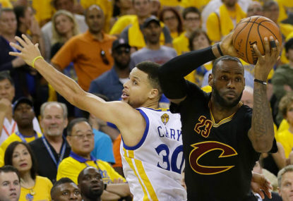 Curry, not KD, needs the Finals MVP