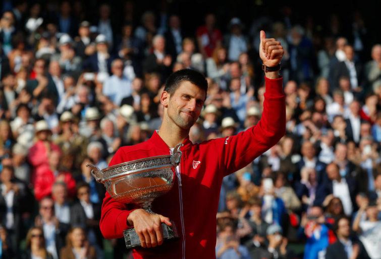 Novak Djokovic French Open 2016 Tennis