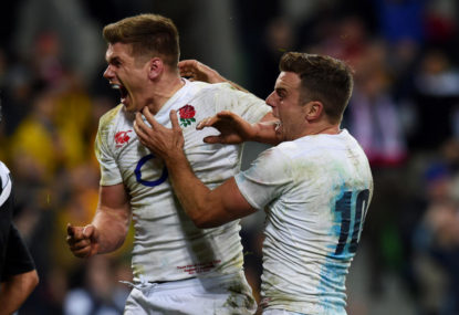 Owen Farrell is the key to a Lions win