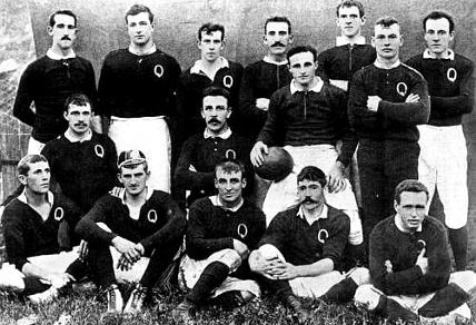 The Queensland rugby team of 1899