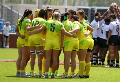Women's sevens teams revealed for national university competition