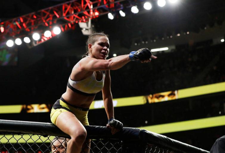 Amanda Nunes UFC 200 2016