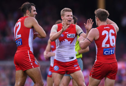 AFL Power Rankings: Round 23