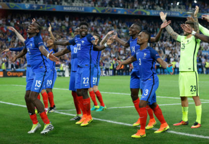 France knock out Argentina in high-scoring thriller