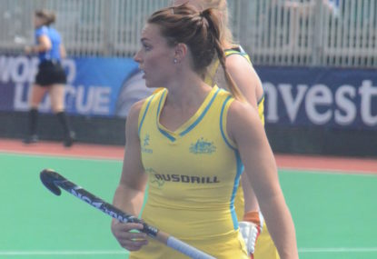 Hockeyroos qualify for quarter-finals at Rio with 2-0 win over Japan
