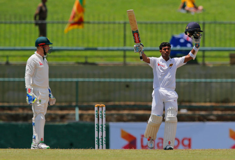 Kusal Mendis Test Cricket Sri Lanka 2016