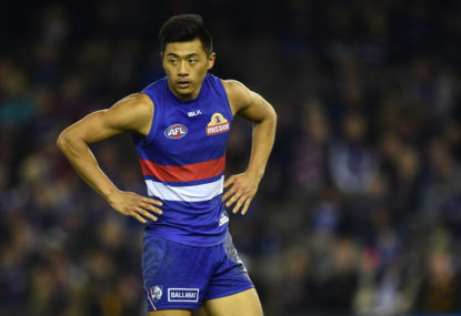 Capitulation in Geelong: Bulldogs could head out of the eight