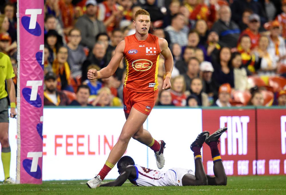 Peter Wright Gold Coast Suns AFL 2016