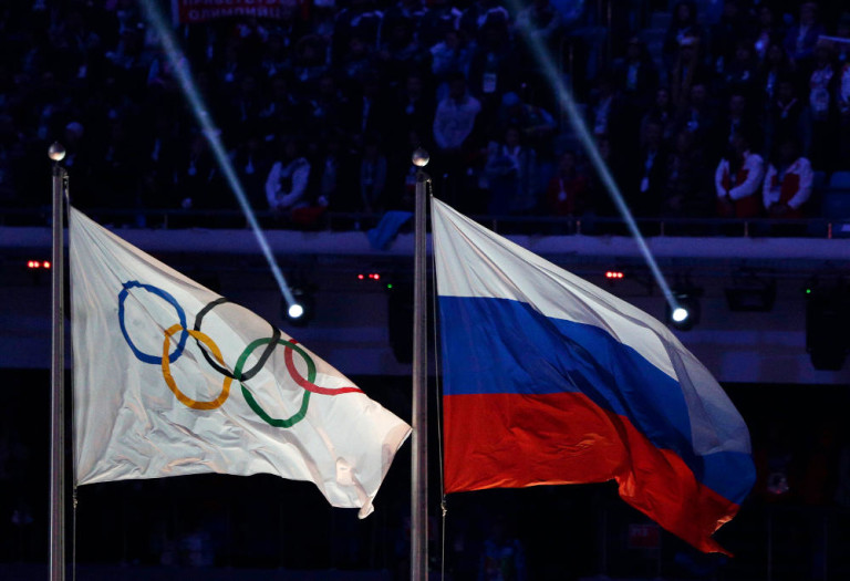 Australian government backs decision to ban Russia from 2020 Olympics