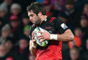 Sam Whitelock emerges from Brodie Retallick's shadow