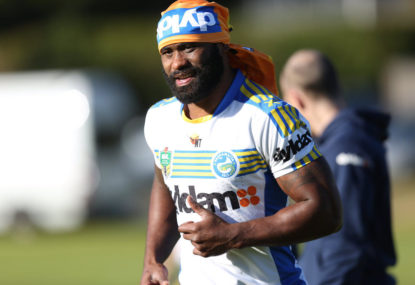 Parramatta and the NRL need to take a hard line with Semi