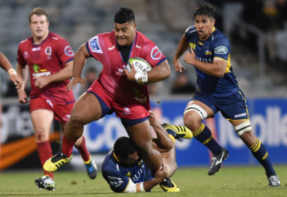 Who has been tampering with Taniela Tupou?