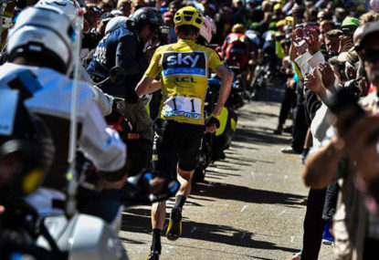 Can Chris Froome become the greatest Tour de France rider of all?