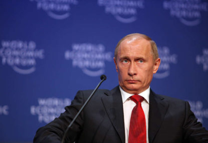 FBI controls doping whistleblower: Putin