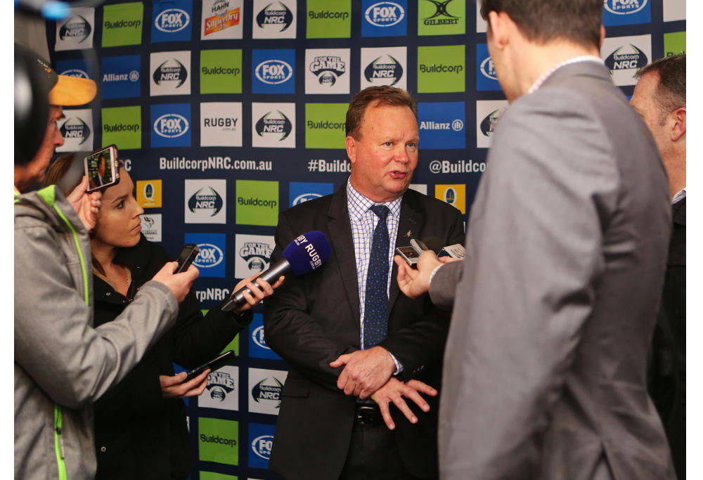 Bill Pulver at the NRC launch