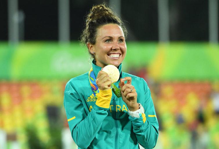 Australia's Chloe Esposito