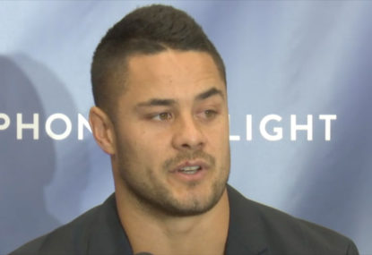 Hayne signs with the Titans: The best of social media during the Jarryd frenzy