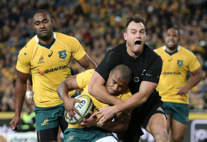 Genia: Wallabies need to clean up their act