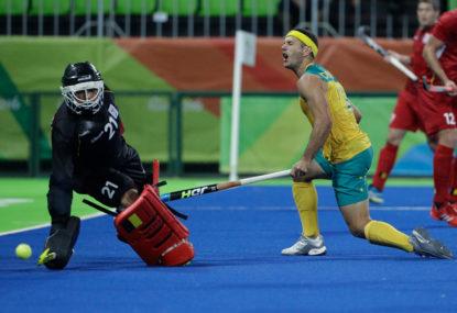 Australian Kookaburras held scoreless for second straight game at Rio
