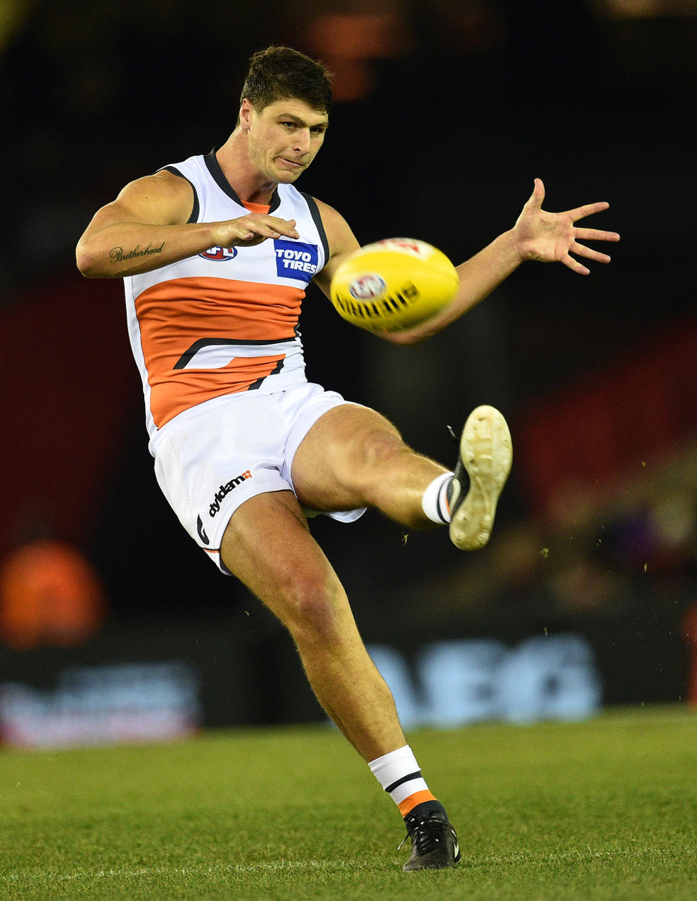 Jon Patton GWS Giants AFL 2016 tall